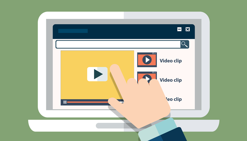 Videos can promote branding and awareness